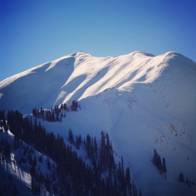Aspen Highlands opening day