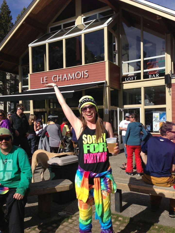 Best Apres Ski Scene Lake Tahoe, Le Chamois, Squaw Valley, Calif.