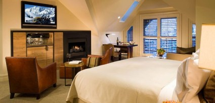 Guestroom at The Little Nell Aspen