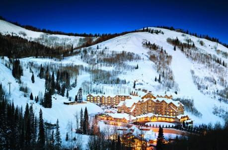 Ski in, ski out Montage Deer Valley