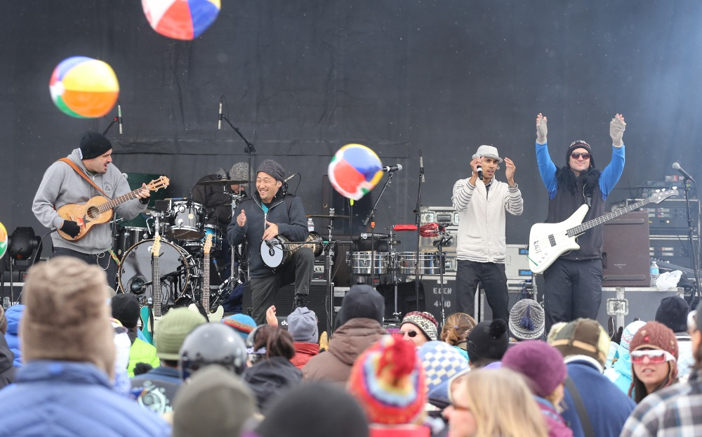Closing Day Concerts at Copper Mountain