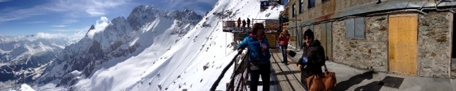 Mont Blanc Courmayeur