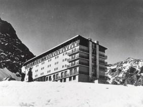 Hotel Portillo historic photo