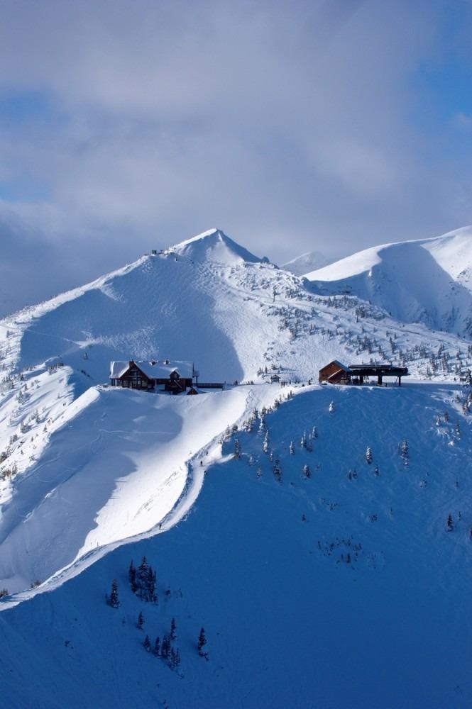 Kicking Horse ski resort, Kicking Horse skiing