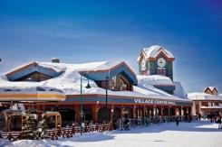 Big White Base Village