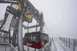 jackson hole tram september snow