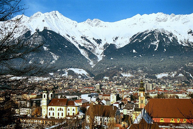 innsbruck olympics, olympic ski destinations, former olympic host cities