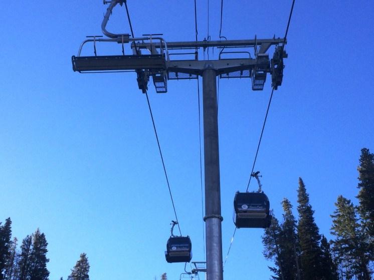 Beaver Creek new chairlift, Beaver Creek new chairlift gondola combination, Beaver Creek Centennial lift