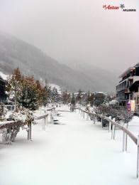 St Anton snow