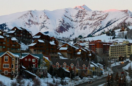 Crested Butte's base village lodging is $50 cheaper per night on average than similiarly rated accomodations at comparable resorts. pc: CBMR