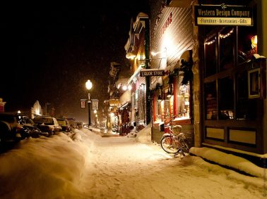 living in a ski town, town of crested butte, great towns in colorado, downtown crested butte colorado