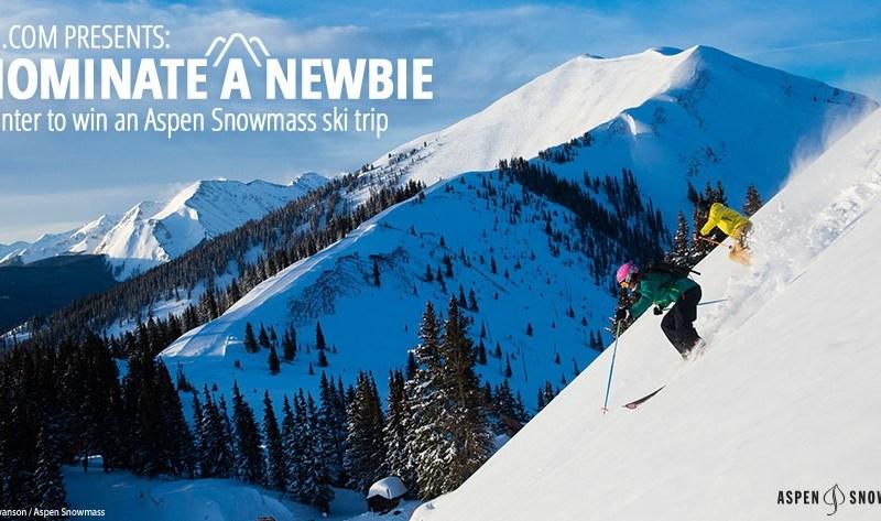 Aspen Snowmass Trip Giveaway