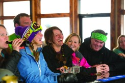 Crested Butte locals share a common love of the outdoors and the town's uniqueness. pc: Alex Fenlon/CBMR