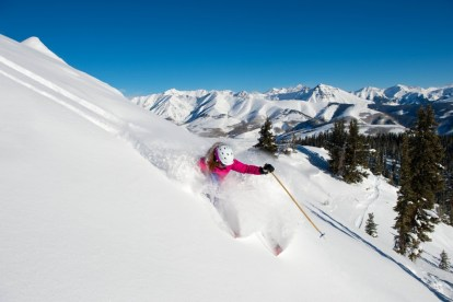 Crested Butte skiing, Crested Butte ski, ski Crested Butte