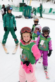 Deer Valley beginner ski school