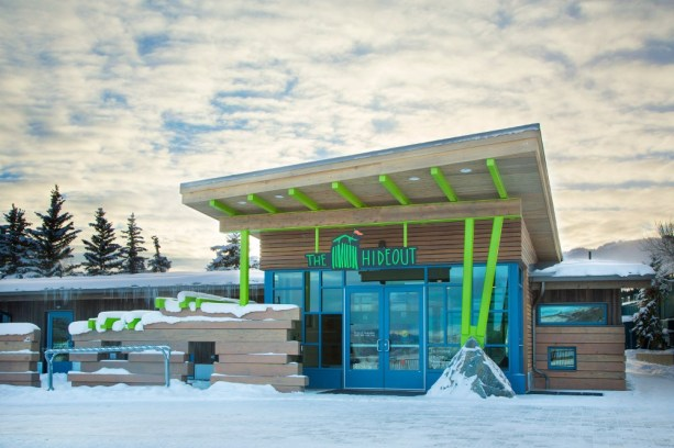 the Hideout Aspen Snowmass