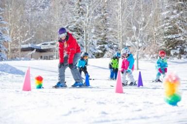 learning area Buttermilk, learn to ski Buttermilk, children's learning area
