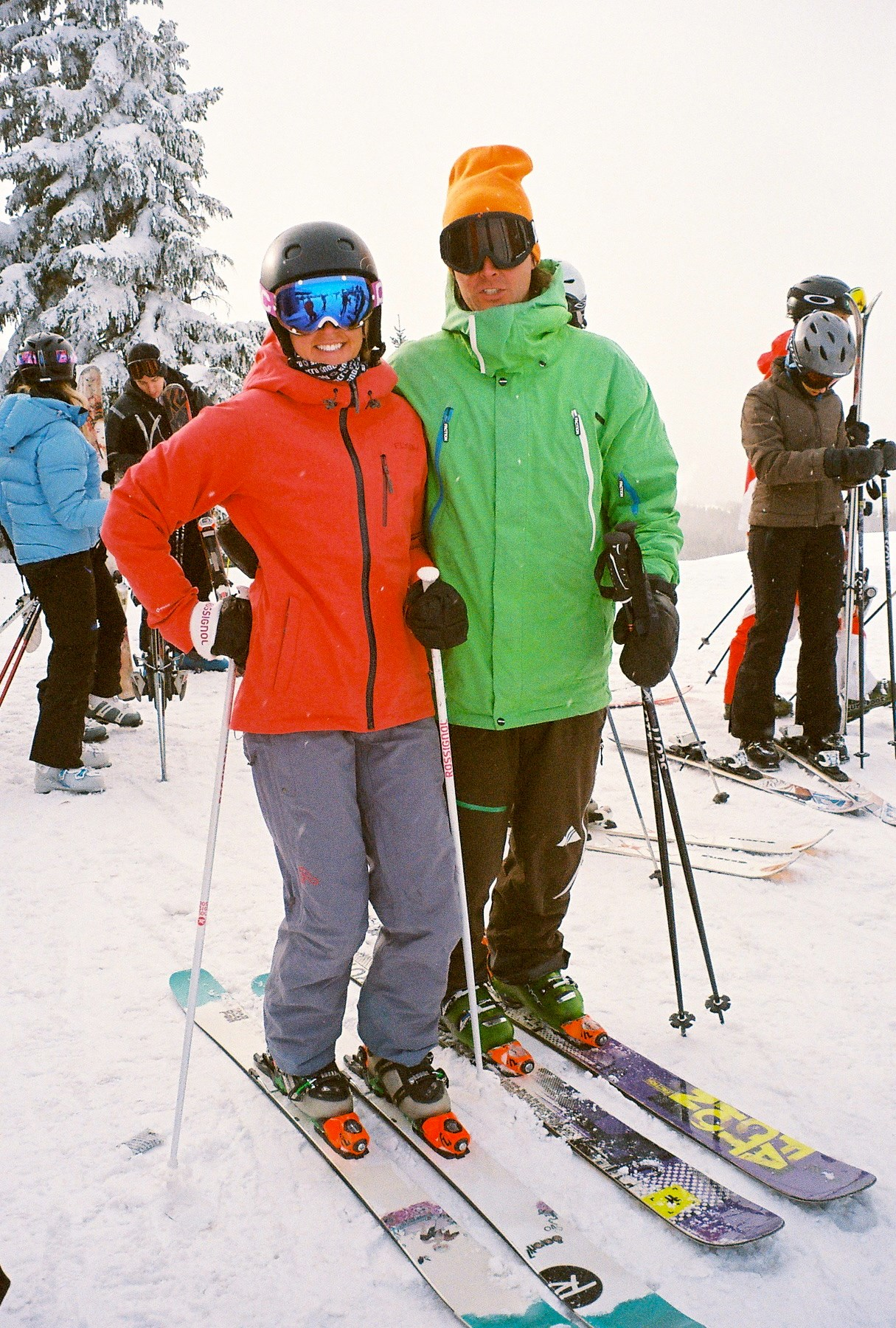 aspen snowmass learning to ski