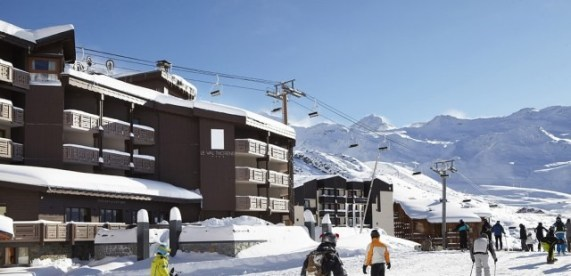 Hotel Le Val Thorens in Val Thorens