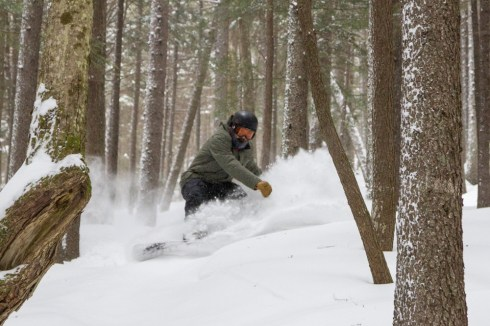 Loon snowfall, Loon snow conditions, how much snow did Loon get, Loon snow storm