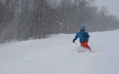 Okemo snow conditions, Okemo snowfall, Okemo snow, how much snow did Okemo get