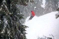 Revelstoke new snow