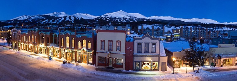 historic Breckenridge