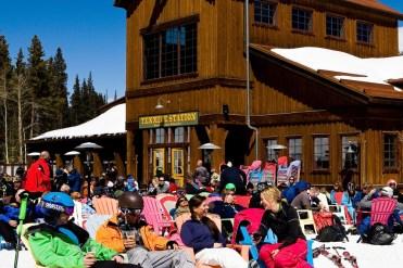 Breckenridge apres-ski, Breckenridge on-mountain restaurants