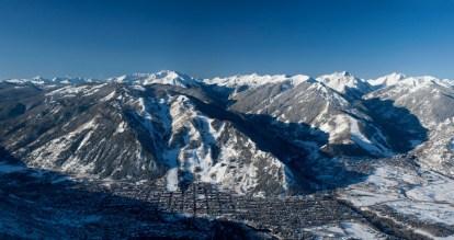 spring skiing trip Aspen Snowmass