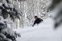deer valley snow, snow deer valley