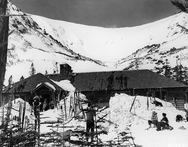 Tuckerman Mt. Washington