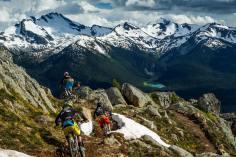 Whistler Blackcomb mountain biking, Whistler Blackcomb Bike Park