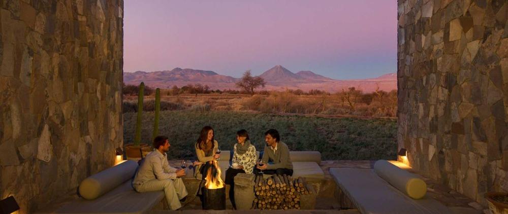 Tierra Atacama gathering places