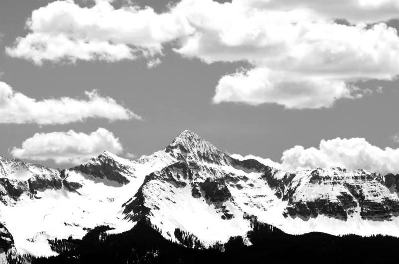 Coors Wilson Peak, Coors Light can mountain