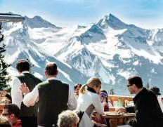 Alpino Vino Telluride, on-mountain dining Telluride