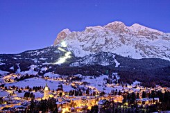 Situated in the Italian Dolomites, Cortina is infused with authentic Old-World charm. | Photo: Dolomiti Superski Pass