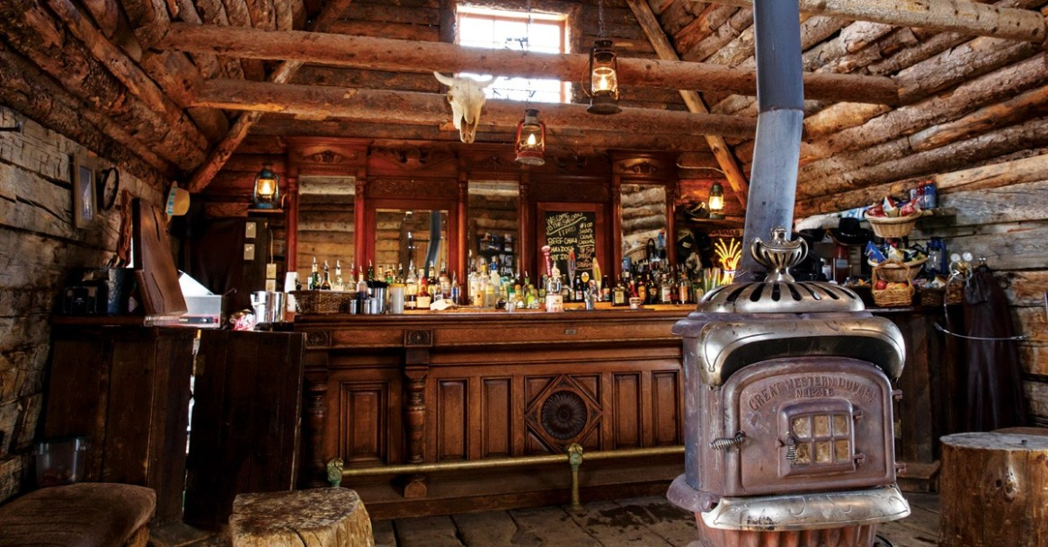 The Saloon at Gorrono Ranch