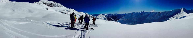 Revelstoke heli skiing, Selkirk Tangiers heli skiing, first time heli skiing