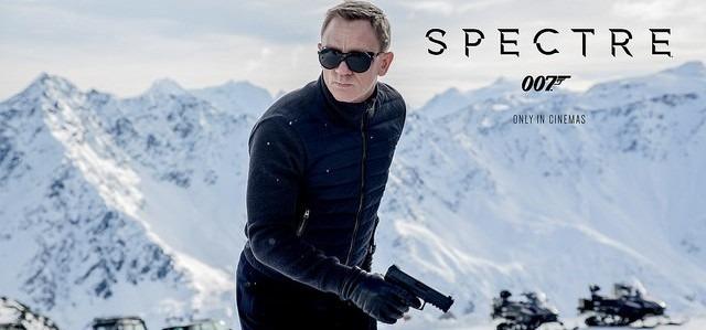 Spectre filmed in Soelden