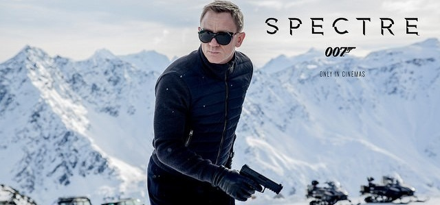 Spectre filmed in Soelden