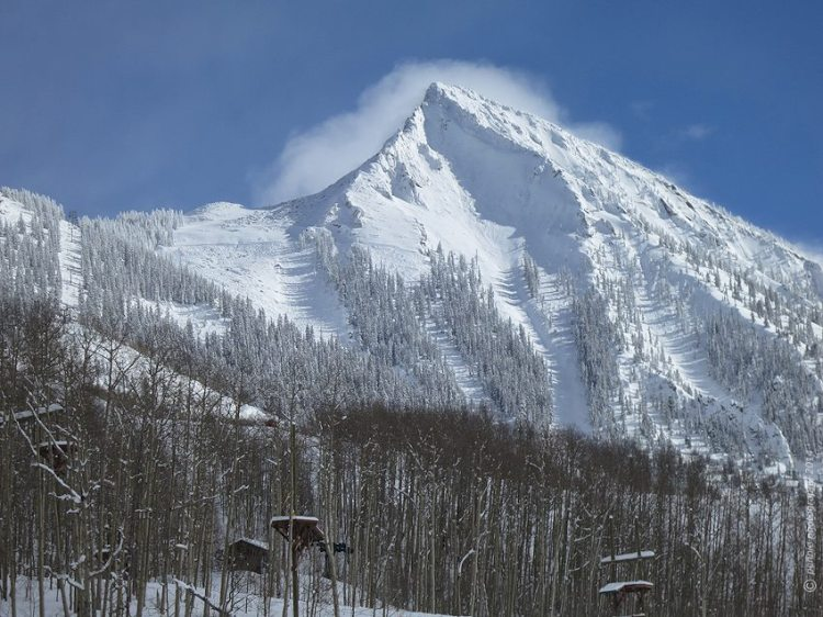 how to ski Crested Butte Extremes