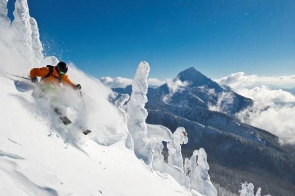 Revelstoke ski vacations