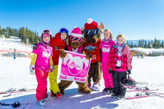 Big White ski school