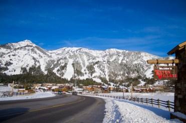 Jackson Hole ski vacations