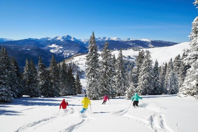 Vail ski vacations