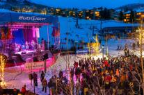The free Bud Light Hi-Fi Concert Series will also be held at Snowmass. Details TBD.   Photo: Aspen Snowmass