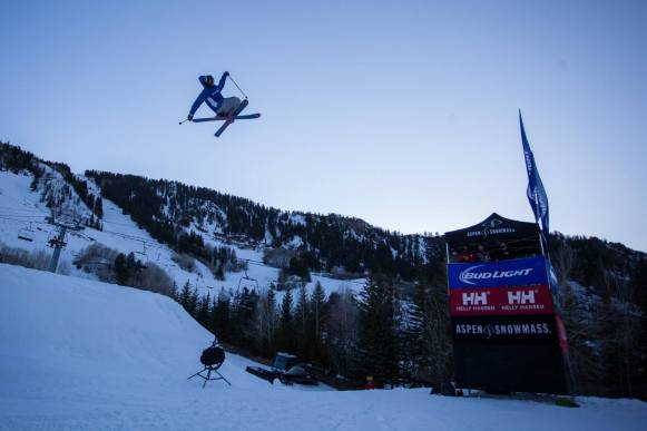 Kick Aspen Big Air