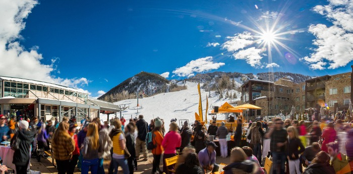 spring events at ski resorts