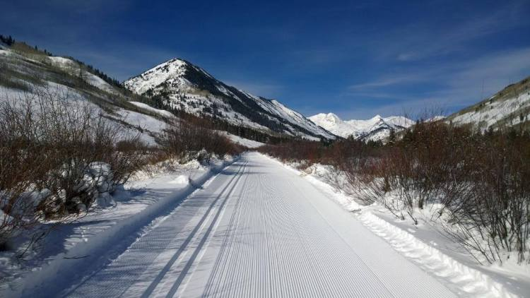 Crested Butte Nordic, Crested Butte cross country skiiing