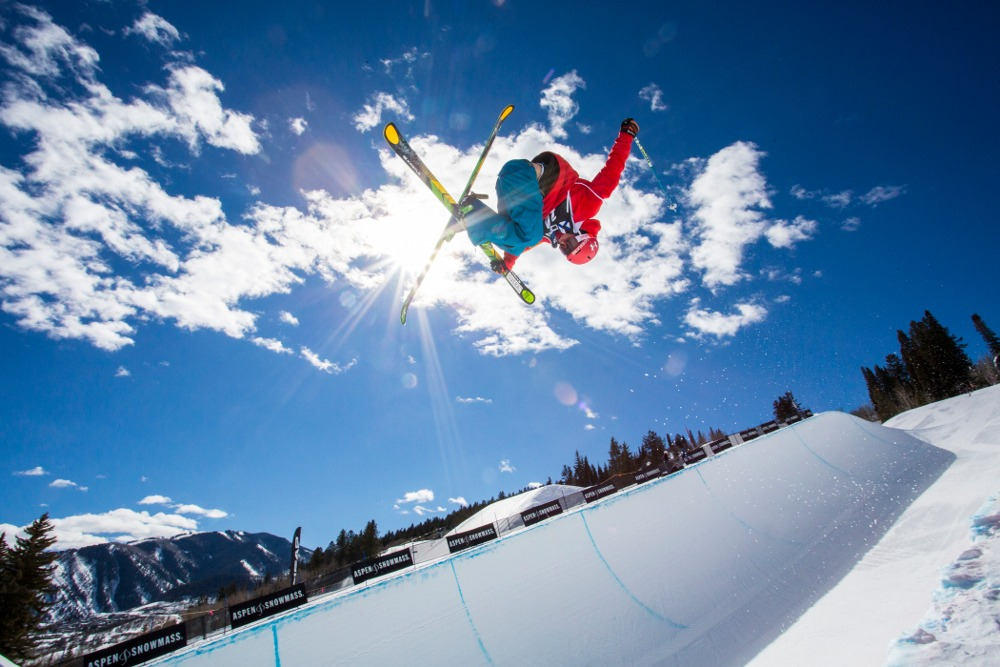 X Games dictionary: freeskiing tricks explained